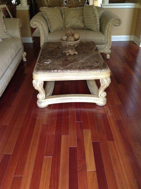 "IndusParquet 3"" Brazilian Cherry 3/4 Solid Hardwood"