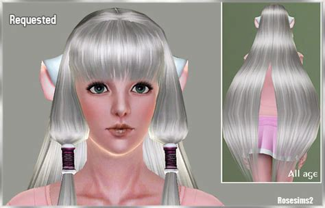 sims 4 mods manga mod the sims file rose f freehair 015 jpg