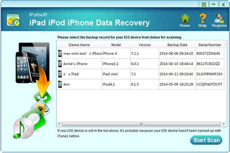 full data recovery iphone ipubsoft ipad iphone ipod data recovery full windows 7