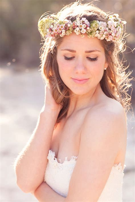 Summer Wedding Hairstyles & Bridal Hair Accessories 2014