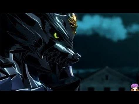 dramafire black knight episode garo the animation episode six anime review black knight