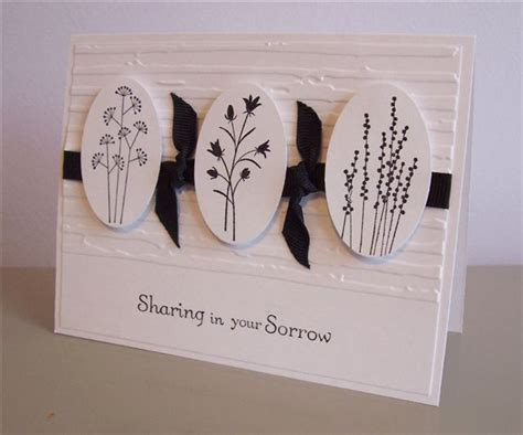 Handmade Sympathy Cards Verses - 139 best images about cards sympathy on