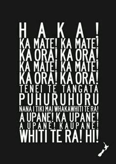 Translate Kia Kaha Nuova Zelanda On Maori New Zealand And Rugby