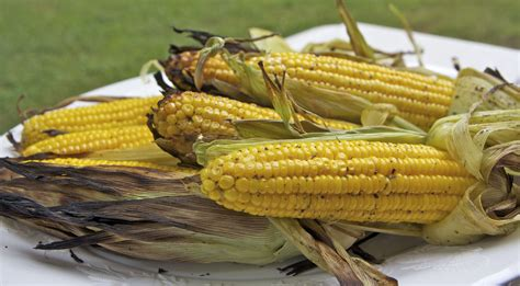 grilled corn on the cob recipes squared