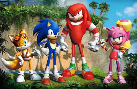 Boomnew Releasefree Sul sonic boom won t release in japan sonic team working on its own vg247