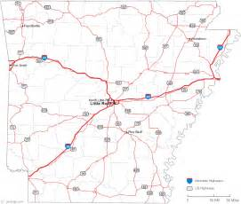 arkansas state highway map afputra