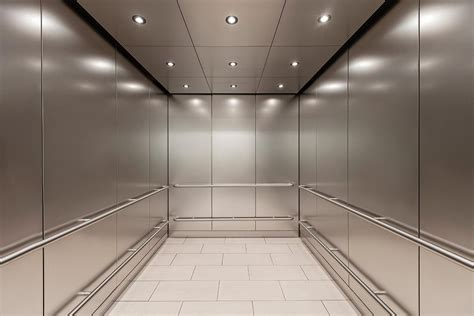 Interior Wall And Ceiling Finishes by Elevator Ceilings Architectural Forms Surfaces