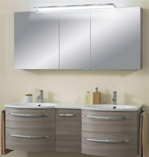 spiegelschrank 150 cm marlin bad 3090 cosmo spiegelschrank 150 cm mit led