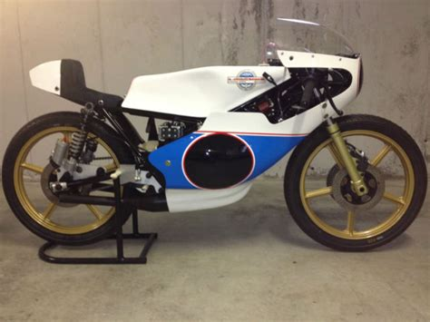 Kawasaki Mba by Moto 1978 Morbidelli 125 Gp In Italy