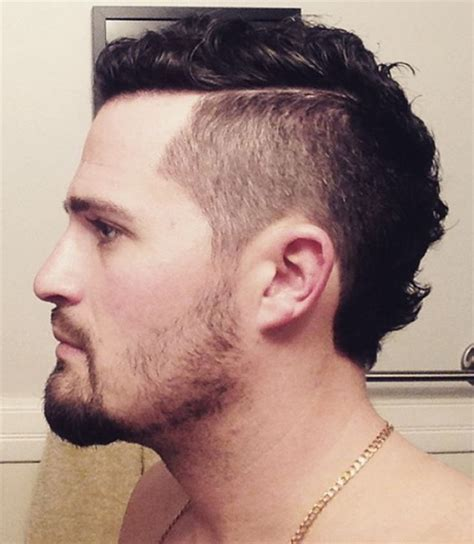 cool mullet hairstyles for guys hairstyles mullet
