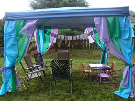 decorating a tent decorating a canopy tent how to