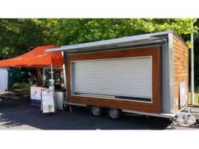 chalet food truck remorque clasf