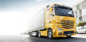 Mercedes Trucks Mercedes Trucks All About Our Trucks