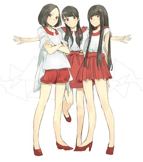 J Anime by Perfume Band J Pop Image 1029464 Zerochan Anime