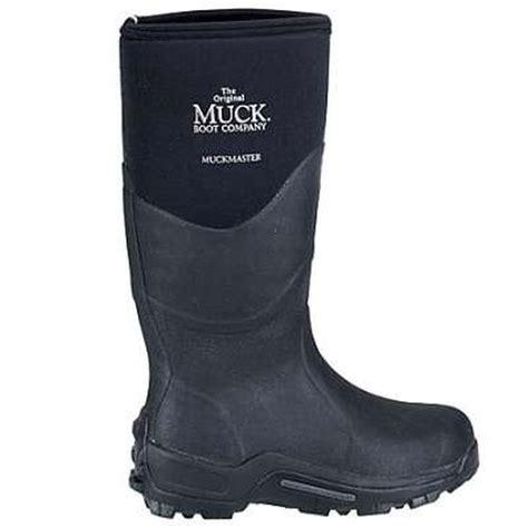 muck boots muck boots muckmaster hi commercial grade boot 16 inch mmh500a