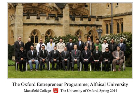 Oxford College Mba by Mba International Study Program To Mansfield College