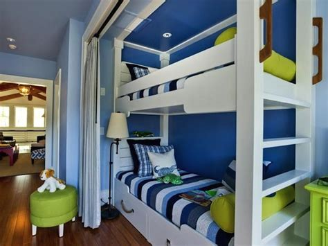 Sunshine Draperies Beachy Blue Striped Kids S Rooms Coastal Kids Kidspace