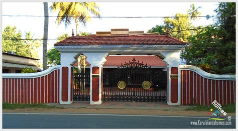 home gate design 2016 the gallery for gt compound wall gate designs in kerala