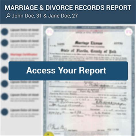 Free Marriage And Divorce Records Instant Marriage And Divorce Records Search Free