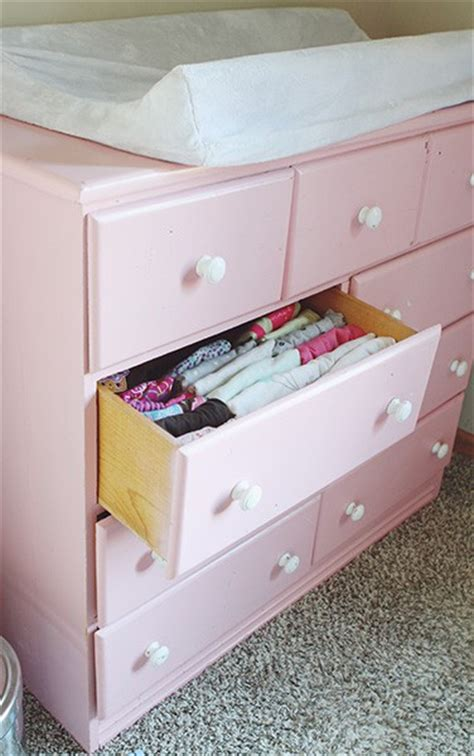 Organizing A Dresser by How To Organize Baby Clothes I Am Baker