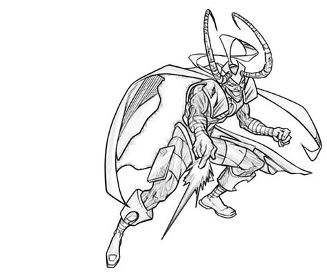 avengers coloring pages loki free avengers loki coloring pages