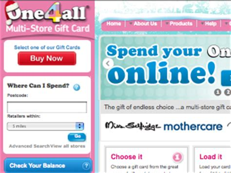 Gift Card One4all - one4all gift card voucher code find discount promo codes and uk vouchers for