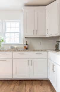 white kitchen cabinets smart kitchen renovation ways to change your cabinets