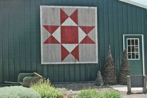What Are The Quilt Patterns On Barns by How To Make A Diy Barn Quilt Newlywoodwards
