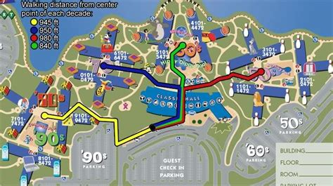 pop century preferred rooms the groovier new pop century faq thread post 1 is a must see page 179 the dis disney