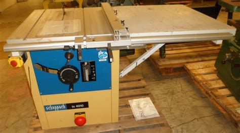 Table Saw Modern Ts 8 4 scheppach ts 4010 table saw