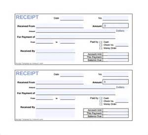 simple receipt template sle receipt template 25 free documents in pdf word