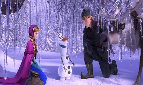 frozen 2 le film complet frozen 2 film kristen bell fa un annuncio importante le