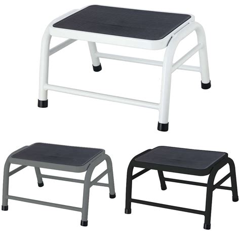 rubber for kitchen stools one step stool metal anti slip rubber mat grip kitchen