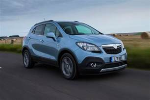 Vauxhall Mocca Vauxhall Mokka 1 4t Now With Two Wheel Drive Carbuyer