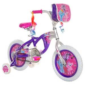 Girl s my little pony bike purple silver 14 quot product details page