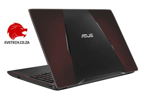 Buy Asus Laptop I7 buy asus fx553vd i7 gtx 1050 gaming laptop with 128gb ssd free shipping at evetech co za