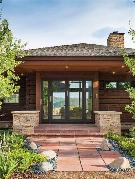 colorado modern mountain home modern entry by m t n