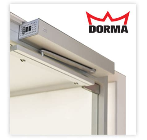 Dorma Products Dorma Access Hardware