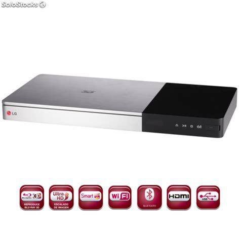 Lg Dvd 3d Bp740 reproductor lg bp740 3d escalado ultra hd 4k wifi