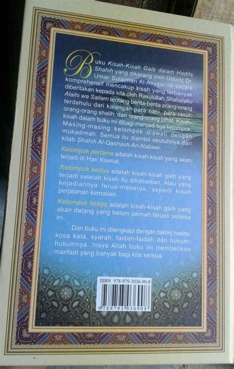 Kisah Teladan Dalam Hadits Limited buku kisah kisah gaib dalam hadits shahih toko muslim title