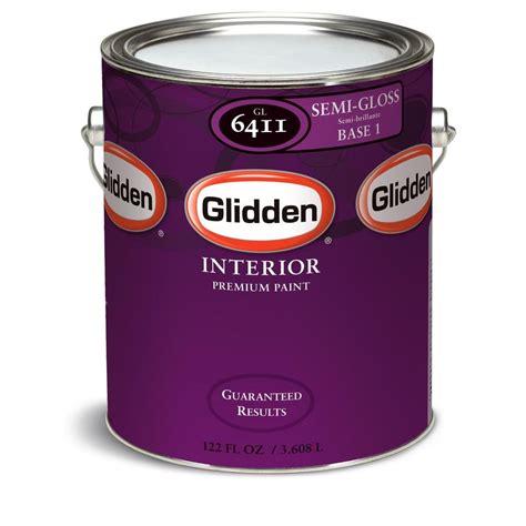Home Depot Interior Paints Glidden Premium 1 Gal Satin Interior Paint Gln6200 01 The Home Depot