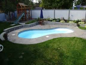 Small Backyard Pool Landscaping Ideas Decorating Pool Landscaping Ideas For Small Yard Home Design Ideas 2017