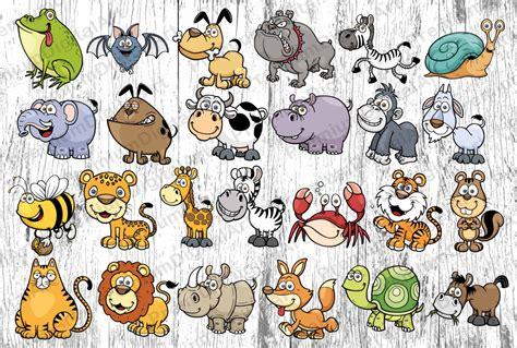 clipart animali 25 animali africani clipart insieme di clipart di bambini