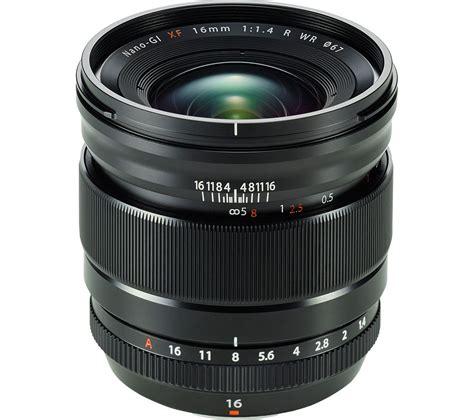 fujifilm xf 16mm f 1 4 r wr fujifilm fujinon xf 16 mm f 1 4 r wr wide angle prime lens