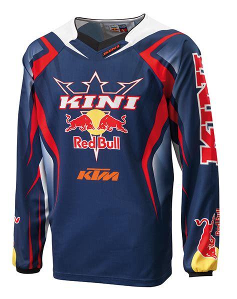 bull motocross jersey aomc mx 2015 ktm kini redbull jersey