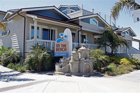 on the beach bed breakfast on the beach bed and breakfast cayucos ca california