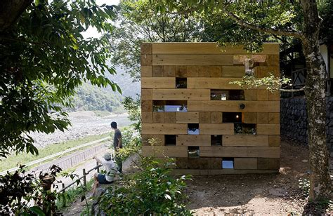 gallery of wooden house sou fujimoto 6