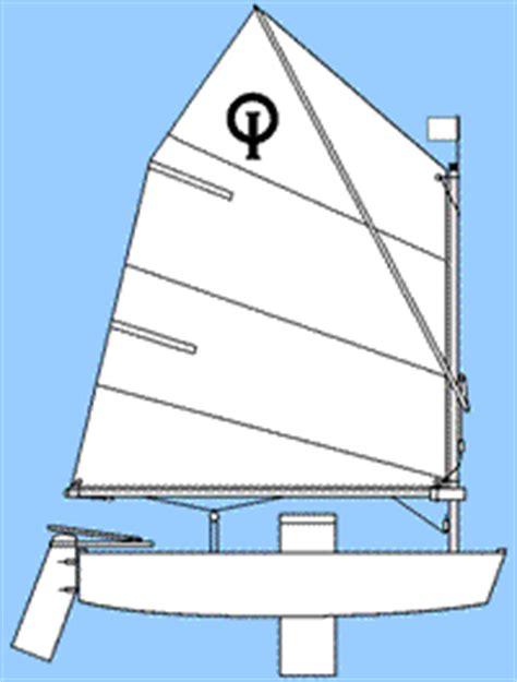 how to draw a optimist boat tips tuning sligo yacht club