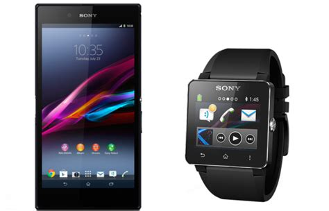 Hp Sony Xperia Z Di Black Market sony xperia z1 z ultra lte and smartwatch 2 now