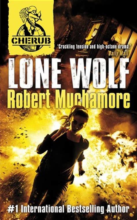 lone wolf cherub    robert muchamore